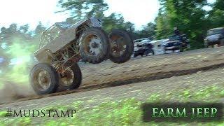 FARM JEEP! 2000HP MEGA! WGMP