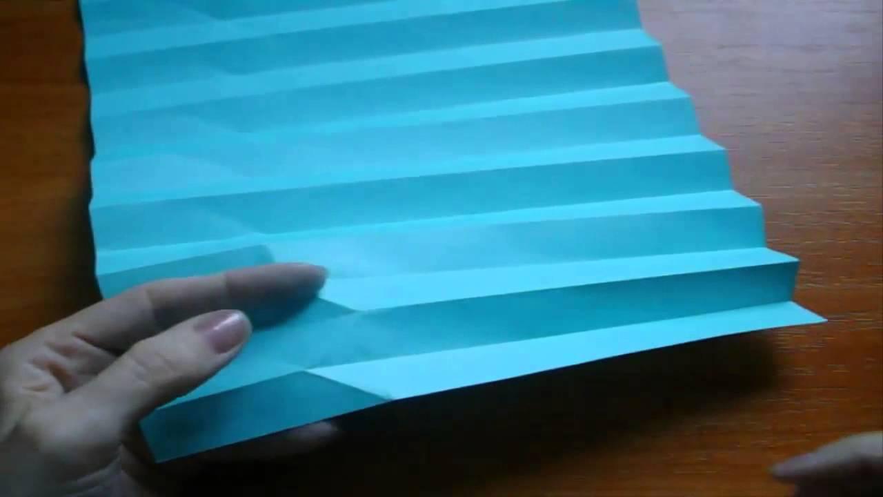 Ваза из бумаги сделанная своими руками