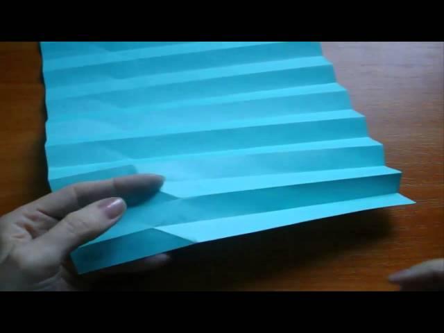 Поделки Своими Руками Для Дома. Ваза Подставка Из Бумаги. Ваза Оригами Origami Vase