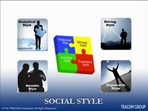 Tracom 39 S Versatility Social Style Expanded Version In Standard Def Youtube