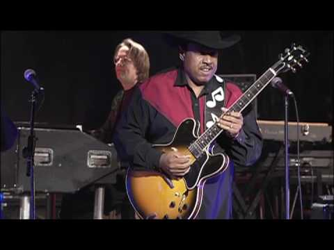 Lonnie Brooks/Sugar Blue/NTO - Two Headed Man