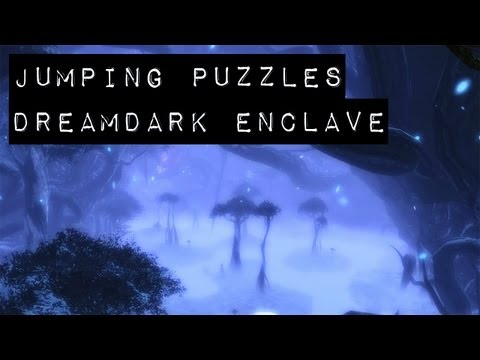 Guild Wars 2 Jumping Puzzles - Dreamdark Enclave