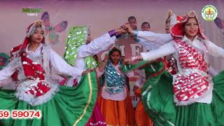 Haryanvi Dance BETI HINDUSTAN KI by School Girl