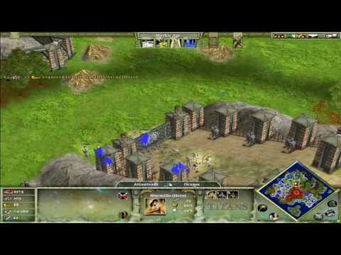 Age Of Mythology The Titans - Mission 11 - Atlantis Betrayed