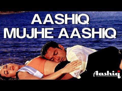 Aashiq Mujhe Aashiq - Aashiq | Bobby Deol & Karisma Kapoor | Alka Yagnik & Roop Kumar Rathod video