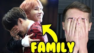 Download Lagu BTS IS NOT A GROUP, BTS IS A FAMILY (Try Not To Cry Challenge) Reaction Gratis STAFABAND