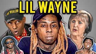 Elders React To Lil Wayne (Ft. XXXTentacion, Kendrick Lamar, Bruno Mars)