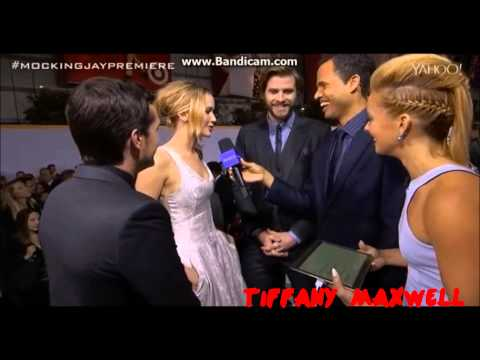 Jennifer Lawrence & Liam Hemsworth - Favourite Moments (Part 2)