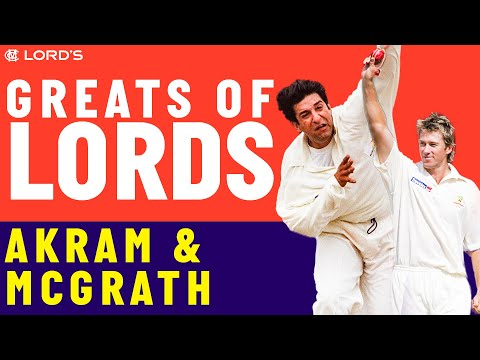 Wasim Akram or Glenn McGrath? | Who's The Greatest