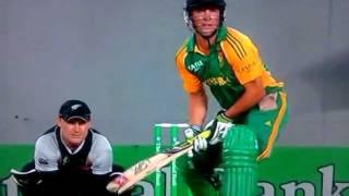 AB de Villiers Great Player HORRIBLE SHOT