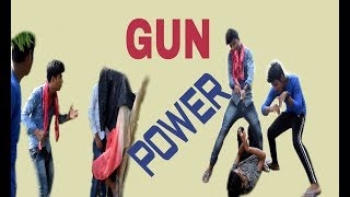 Gun Power ||Funny video||Comedy||Amarnath Gupta