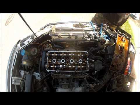 DIY 96-01 Honda CRV Valve Cover Gasket Replacement