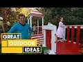 Make Your Own DIY Castle Cubby House | Outdoor | Great Home Ideas MP3