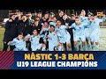 [HIGHLIGHTS] FUTBOL (Juvenil A): Gimnàstic - FC Barcelona (1-3) MP3
