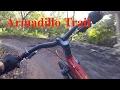 Markham Park - Armadillo Trail