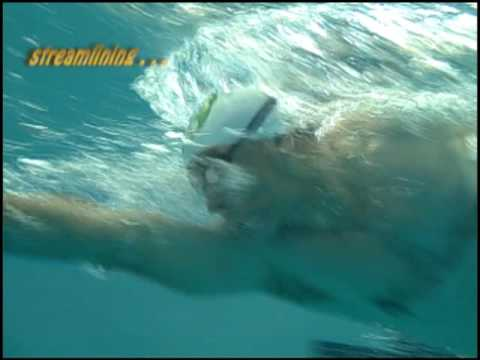 How to Swim Faster Freestyle . . .  By Decreasing Drag