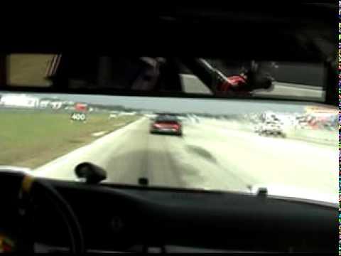 1974 Brumos Porsche RSR 2006 12hr Sebring HSR / SVRA Race 1 Lap