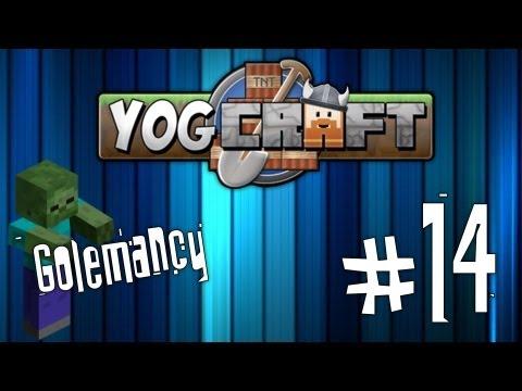 Yogcraft Adventures #14 - Golemancy