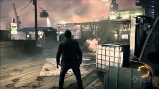 Quantum Break | 26 Minutes of Gameplay | HD 1080p