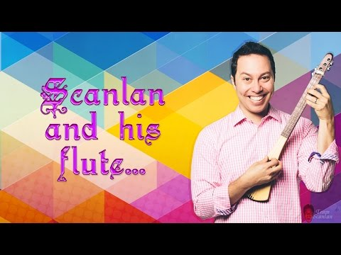 Scanlan and his flute