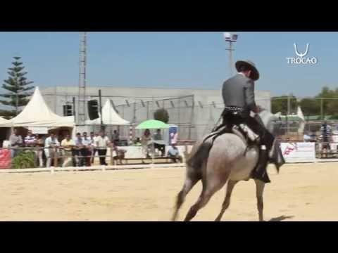 Juan Manuel Cadena Ledesma Campeonato Andalucía Doma Vaquera 2014