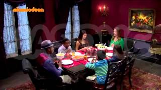 The Haunted Hathaways Promo [Nickelodeon Greece]