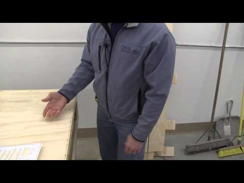 BUILDING THE PAULK TOTAL STATION PART 11 MOUNTING THE TABLE SAW AND MITER TRACK BACKING