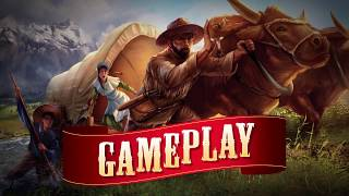 2.  The Oregon Trail: Willamette Valley -  Set Up and Gameplay