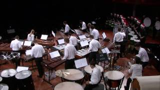 UNT Percussion Ensemble & Drumline: Tchaikovsky