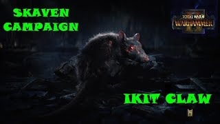 Pest Control! Total War: Warhammer 2 - Ikit Claw Campaign #2
