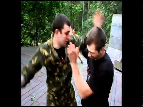 TACTICAL ARMY PANANTUKAN - PENCAK-SILAT in Moscow