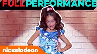 "Hailey Performs ""Havana"" by Camila Cabello 💃  LSBS   Nick"