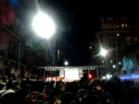 """Acto-Festival """"No al desalojo si a la expropriaciòn""""- BAUEN  28/05/2014"""
