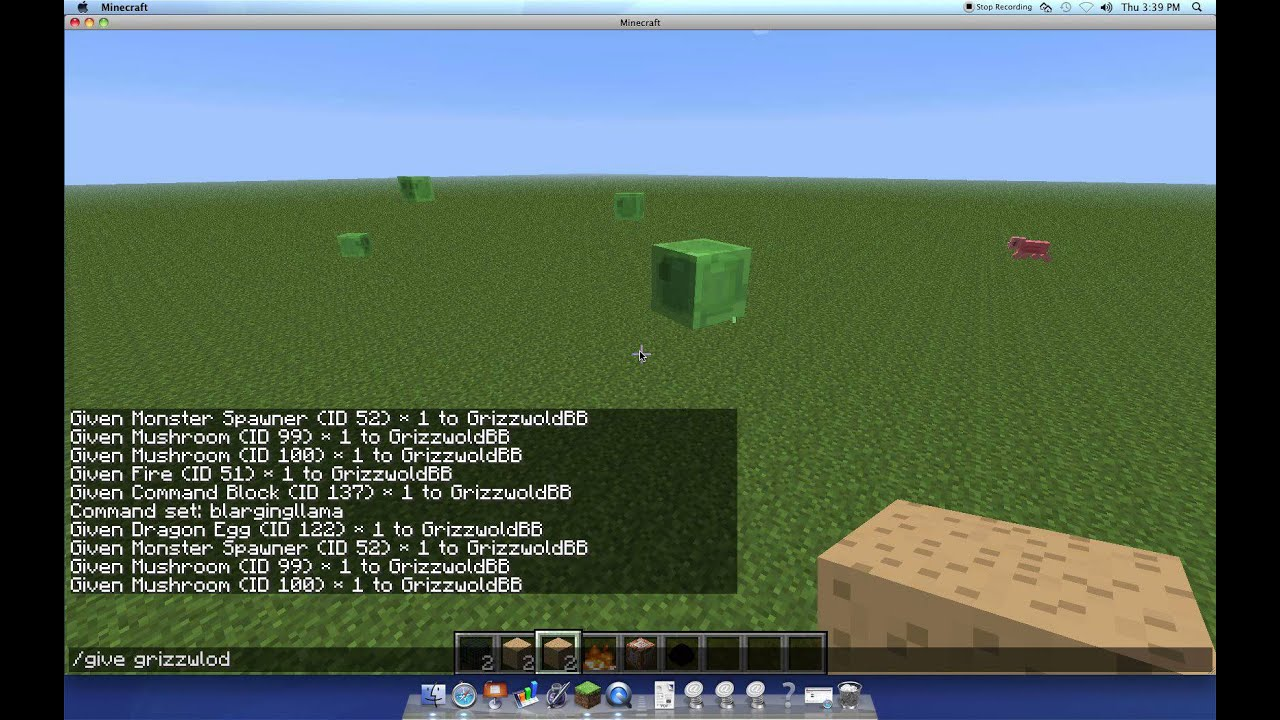 how to make a ender crystal in minecraft 1.5.2
