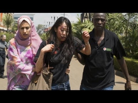 Canadians Killed In Kenya video