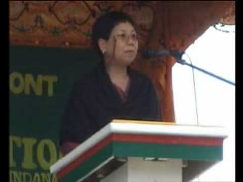 GRP-MILF Peace Talks: Mary Judd Speech