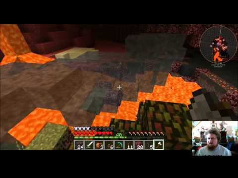 Minecraft Returns! Episode 11: A Geothermal Power Plant
