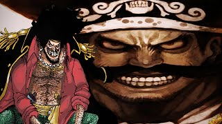 BLACKBEARD DEFEATED MARCO | One Piece VIZ Chapter 819 & 820 Review - ROGER BEGAN ANEW - ワンピース