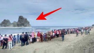 Download Lagu Warga Heboh !! Muncul Semburan Aneh dari dalam Laut, Saat diselidiki ternyata.... Gratis STAFABAND