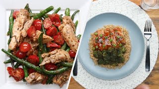 6 Healthy Meal Prep Ideas For The Week