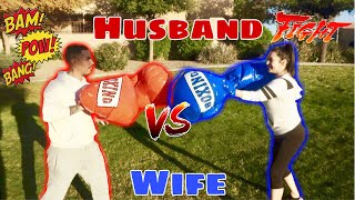Marriage Therapy/ Couples Boxing Match!!!