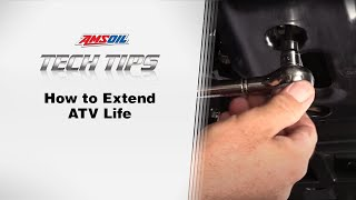 AMSOIL Tech Tips: ATV Maintenance Tips