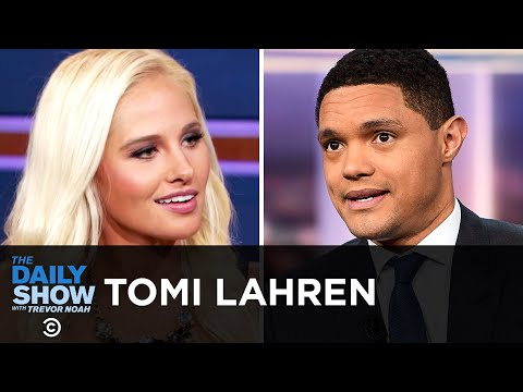The Daily Show - Tomi Lahren - Giving a Voice to Conservative America on