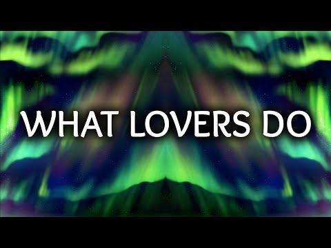 Maroon 5  What Lovers Do Lyrics  Lyric Video ft SZ MP3...