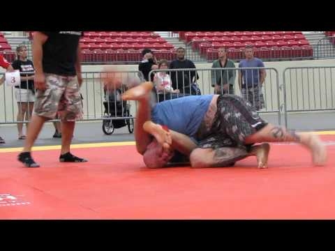 Guybson Sa vs Jeff Monson NO-GI Absolute Final ADCC CLT 2014 Image 1