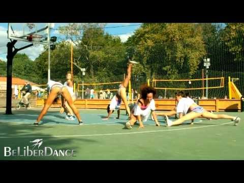 Pop Up Dance Team - Daddy Yankee - En Sus Marcas Listos Fuera - choreo by Jane Kornienko