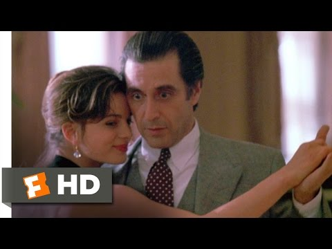 The Tango - Scent Of A Woman (4 8) Movie Clip (1992) Hd video