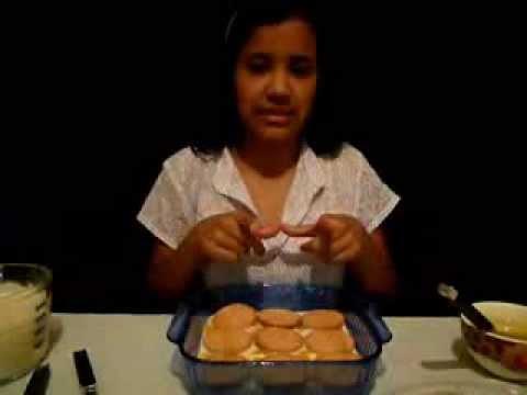 Receta de Torta Fria de Melocoton en Lengua de Señas Venezolana