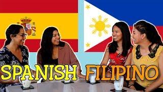 Language Challenge: Spanish vs Filipino