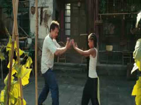 The Karate Kid - Official Trailer (2010) -part 2 Video